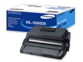 Samsung Printers: Samsung Black Print Cartridge ML-3560, ML-3561N, ML-3561ND (Yld 6k)